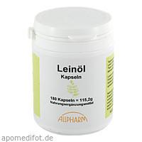 LEINOEL KAPSELN, 180 ST, Allpharm Vertriebs GmbH