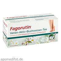 Fagorutin Venen-Aktiv-Buchweizen-Tee, 25 ST, Omega Pharma Deutschland GmbH