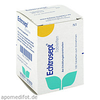 Echtrosept Tabletten, 100 ST, Weber & Weber GmbH & Co. KG