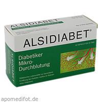 ALSIDIABET Diabetiker Mikro-Durchblutung, 60 ST, Alsitan GmbH