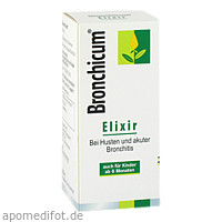Bronchicum Elixir, 250 ML, MCM KLOSTERFRAU Vertr. GmbH