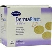 DermaPlast sensitive Durchmesser 22mm, 200 ST, Paul Hartmann AG
