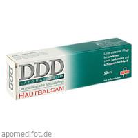 DDD Hautbalsam Dermatologische Spezialpflege, 50 G, Delta Pronatura Dr. Krauss & Dr. Beckmann KG