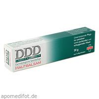DDD Hautbalsam Dermatologische Spezialpflege, 30 G, Delta Pronatura Dr. Krauss & Dr. Beckmann KG