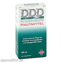DDD Hautmittel Dermatologische Spezialpflege, 100 ML, Delta Pronatura Dr. Krauss & Dr. Beckmann KG