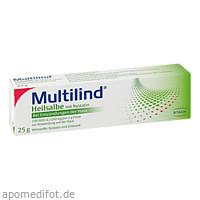 MULTILIND Heilsalbe mit Nystatin u. Zinkoxid, 25 G, STADA Consumer Health Deutschland GmbH