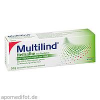 MULTILIND Heilsalbe mit Nystatin u. Zinkoxid, 50 G, STADA Consumer Health Deutschland GmbH