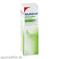 MULTILIND Heilsalbe mit Nystatin u. Zinkoxid, 100 G, STADA Consumer Health Deutschland GmbH