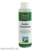 Allgäuer LK Arnika extra stark Einreibung, 500 ML, Dr. Theiss Naturwaren GmbH