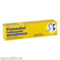PINIMENTHOL Erk.Salbe Eucalyptus Kiefernnad.Mentho, 100 G, Dr.Willmar Schwabe GmbH & Co. KG