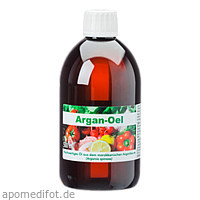Argan-Oel, 500 ML, Pharma Peter GmbH