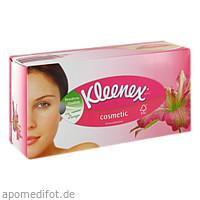 Kleenex Cosmetic, 80 ST, Kimberly-Clark GmbH