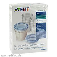 Philips AVENT VIA Aufbewahrungssystem Muttermilch, 1 ST, Philips GmbH