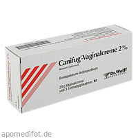 CANIFUG-VAGINALCREME 2%+3 APPL, 20 G, Dr. August Wolff GmbH & Co. KG Arzneimittel
