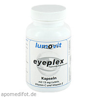 eyeplex Nahrungsergänzungsmittel, 100 ST, Lumovit GmbH