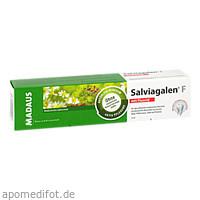 SALVIAGALEN F Zahncreme, 75 ML, MEDA Pharma GmbH & Co.KG