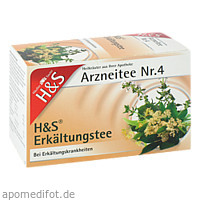 H&S ERKAELTUNGSTEE V, 20X2.0 G, H&S Tee - Gesellschaft mbH & Co.