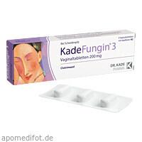 KADEFUNGIN 3, 3 ST, DR. KADE Pharmazeutische Fabrik GmbH
