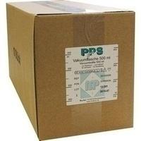 PPS Vakuumflasche 500ml, 10X1 ST, Medipac GmbH