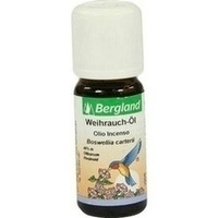 Weihrauch Öl 40% in Olibanum Resinoid, 10 ML, Bergland-Pharma GmbH & Co. KG