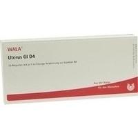 UTERUS GL D 4, 10X1 ML, Wala Heilmittel GmbH