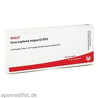 VENA SAPHENA MAGNA GL D15, 10X1 ML, Wala Heilmittel GmbH