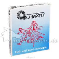 OHRSANA KREUZGELENK KNÖCHELBANDAGE L, 1 ST, Ohrsana GmbH Bandagenfabrik