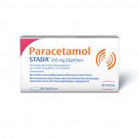 Paracetamol STADA 250mg Zäpfchen, 10 ST, STADA Consumer Health Deutschland GmbH