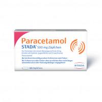 Paracetamol STADA 500mg Zäpfchen, 10 ST, STADA Consumer Health Deutschland GmbH
