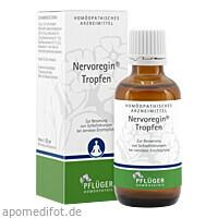 Nervoregin Tropfen, 50 ML, Homöopathisches Laboratorium Alexander Pflüger GmbH & Co. KG