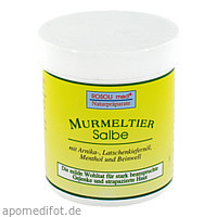 ROSOLIMED MURMELTIERSALBE, 100 G, Rosolimed GmbH