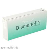 DISMENOL N, 20 ST, Merz Pharmaceuticals GmbH
