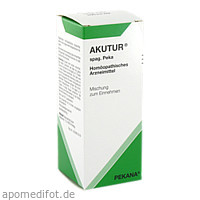 AKUTUR spag., 100 ML, Pekana Naturheilmittel GmbH