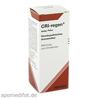 CRI-regen spag., 50 ML, Pekana Naturheilmittel GmbH