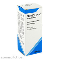 SOMCUPIN SPAG, 50 ML, Pekana Naturheilmittel GmbH