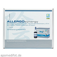 Allergo Synergy, 1 P, Apozen Vertriebs GmbH