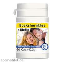 Bockshornklee + Biotin Kapseln, 60 ST, Pharma Peter GmbH