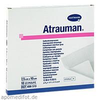 ATRAUMAN STERIL 7.5X10CM, 10 ST, Paul Hartmann AG