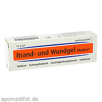 Brand- und Wundgel Medice, 25 G, Medice Arzneimittel Pütter GmbH & Co. KG