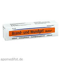 Brand- und Wundgel Medice, 50 G, Medice Arzneimittel Pütter GmbH & Co. KG
