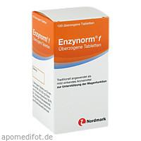 Enzynorm f, 100 ST, NORDMARK Pharma GmbH