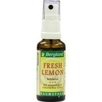 Raumspray Fresh Lemon, 30 ML, Bergland-Pharma GmbH & Co. KG