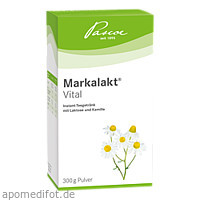 Markalakt Vital Pulver, 30X10 G, Pascoe Vital GmbH