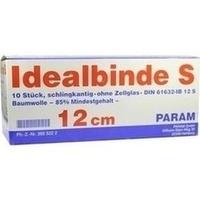IDEALBINDE SCHL O CELL12CM, 10 ST, Param GmbH