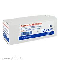 MULLBINDE ELAS 6CM O CELL, 10 ST, Param GmbH