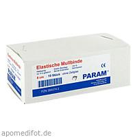 MULLBINDE ELAS 8CM O CELL, 10 ST, Param GmbH