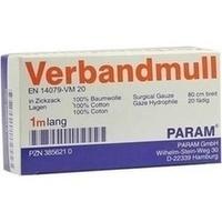 VERBANDMULL 1 M LAGE, 1 P, Param GmbH