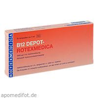 B12 DEPOT ROTEXMEDICA, 10X1 ML, Panpharma GmbH