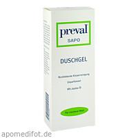 PREVAL SAPO, 500 ML, Preval Dermatica GmbH