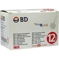 BD Micro Fine Ultra Pen-Nadeln 0.33x12.7mm, 100 ST, Axicorp Pharma GmbH